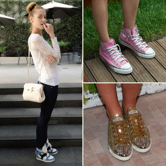 The Trend: Cool Kicks