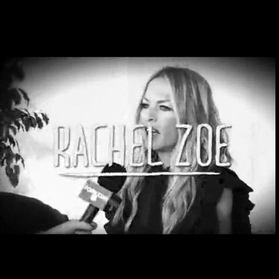 Rachel Zoe Spring 2012 [Runway Video]
