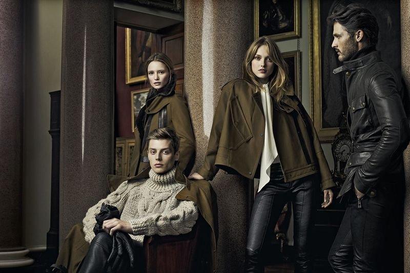 Belstaff Fall 2012 Ad Campaign