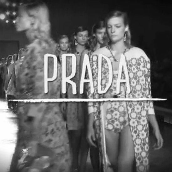 Prada Spring 2012 [Runway Video]