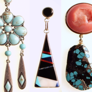 The Best Turquoise Earrings 2012 (Video)