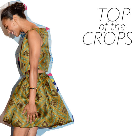 Currently Trending: Cropped Tops. What to Buy and How To Wear Them. We Do the Fashion Maths for You!