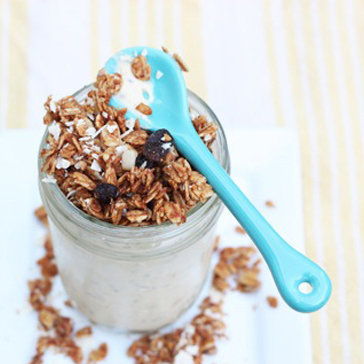 Mason Jar Breakfast Recipes