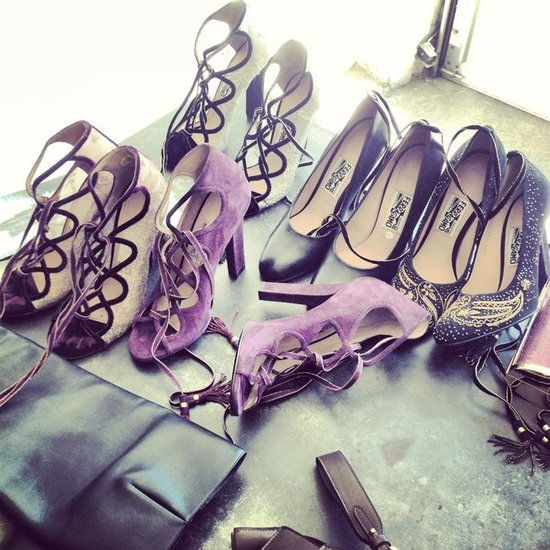 Ferragamo Fall 2012 Collection Pre-Order