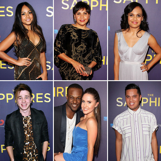 The Stars of The Sapphires Celebrate Success at the Glamorous Sydney Premiere