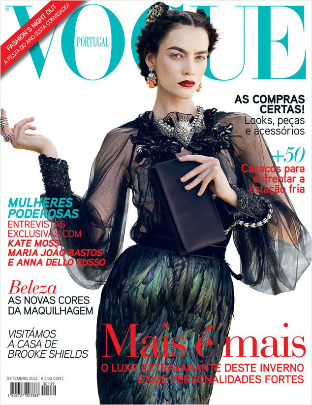 Vogue Portugal September 2012