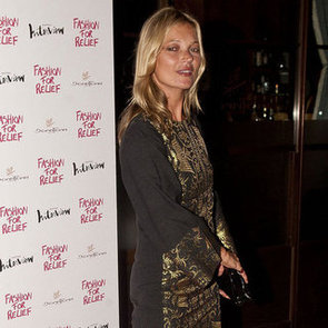 Kate Moss and Naomi Campbell Olympics Dinner   Pictures