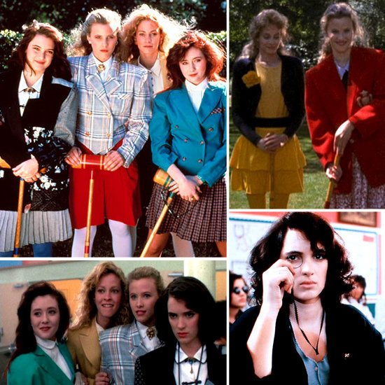 What's your damage? How to get the Heathers' killer schoolgirl style.