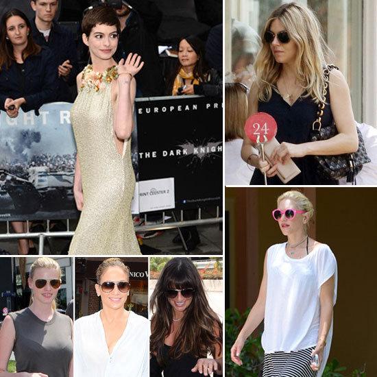 Celebrity Style Recap | Aug. 10, 2012