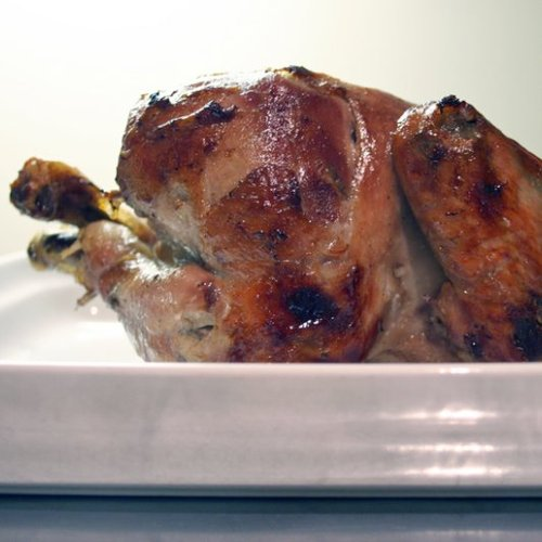 Poulet Roti (Roast Chicken)
