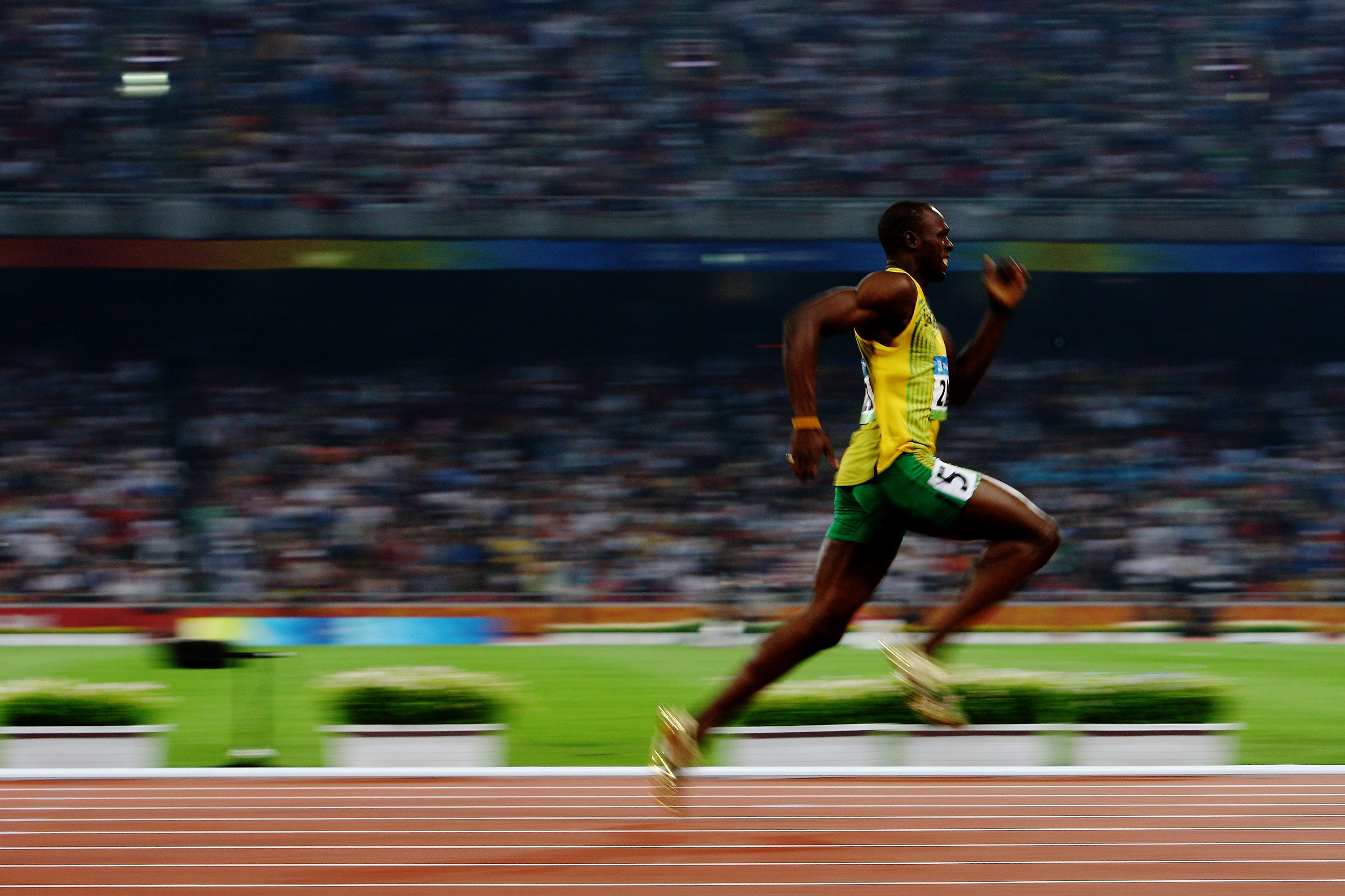 Usain Bolt's Lightning Speed | Vote: What Was Your ...