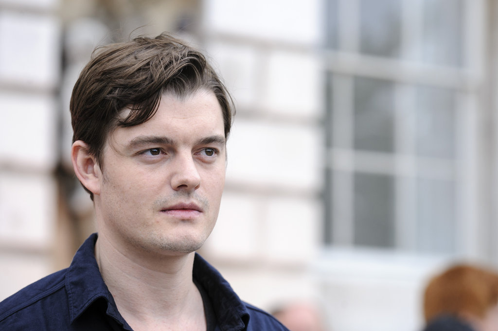 A candid shot of Sam Riley at the UK premiere of On The Road.