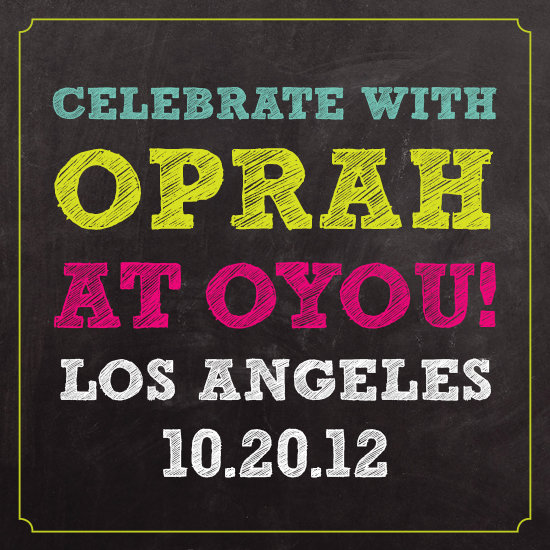 See Oprah Winfrey, Gayle King, and More . . .