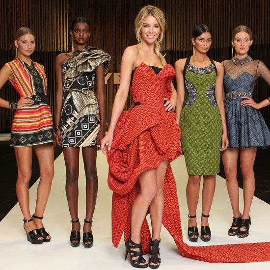 The Very Best Looks from the Myer Spring Summer 2013 Collection Launch