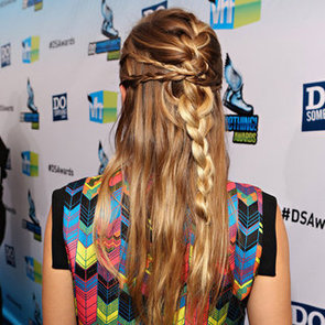 Get Kristen Bell's Multi Braided Hairstyle From the Do Something Awards