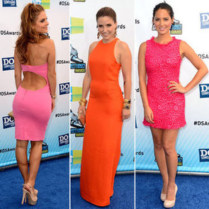 Lea Michele, Nikki Reed, Ashely Greene and More Celebrities Frock Up for the 2012 Do Something Awards Red Carpet Awards