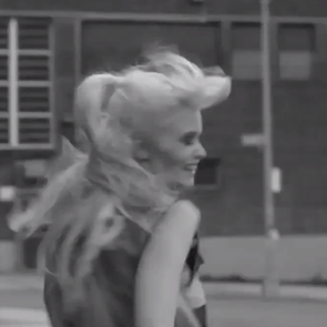 Balmain Diffusion Line Video — Abbey Lee Kershaw for Pierre Balmain