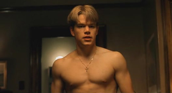 Matt Damon, Good Will Hunting
