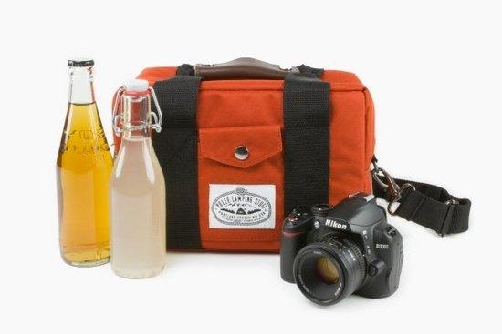 Cooler and Camera Bag