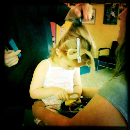 Tips For Your Baby's First Haircut