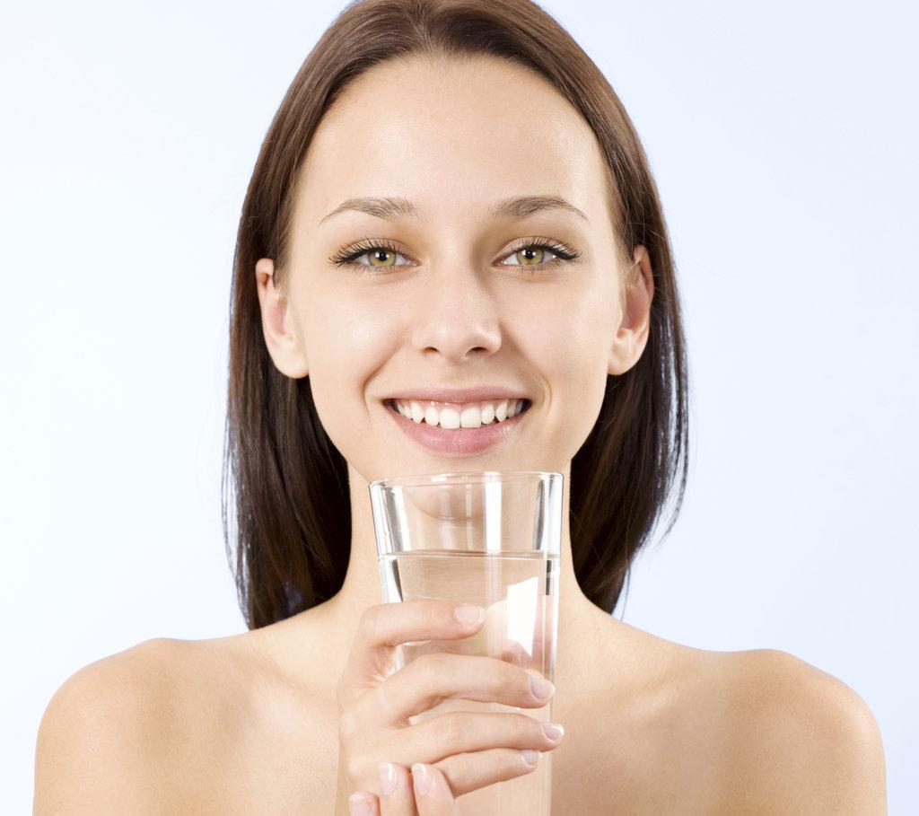 Swap Soda For Water