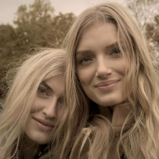 Somerset by Alice Temperley Collection Lily Donaldson Video