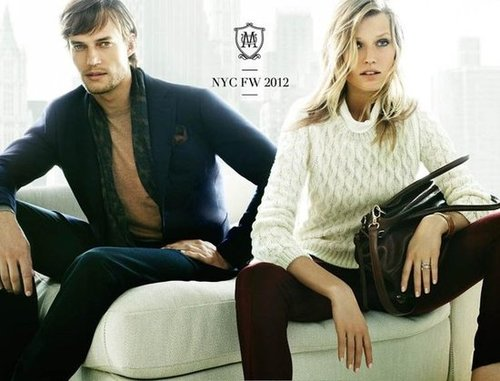 We love the timeless appeal of Massimo Dutti's Fall ads.