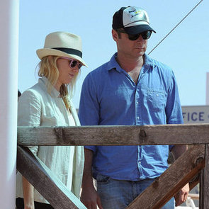 Naomi Watts and Liev Schreiber Pictures Arriving at 2012 Venice Film Festival