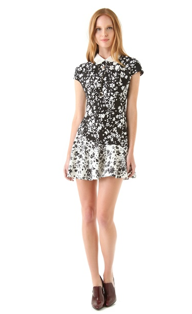 The ideal day-to-night dress (certainly a useful quality when the craziness of FW rolls around). We'll style this with our metallic brogues during the day and dress it up with heels for the afterparties.  Lover Poppy Flip Dress ($495)