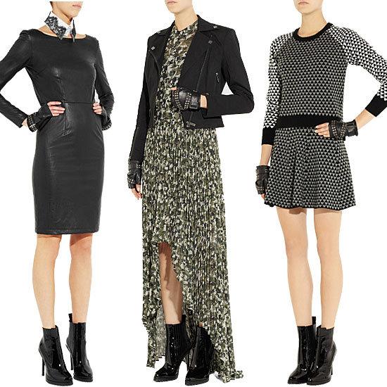 Karl Lagerfeld Lower-Priced Line Fall 2012