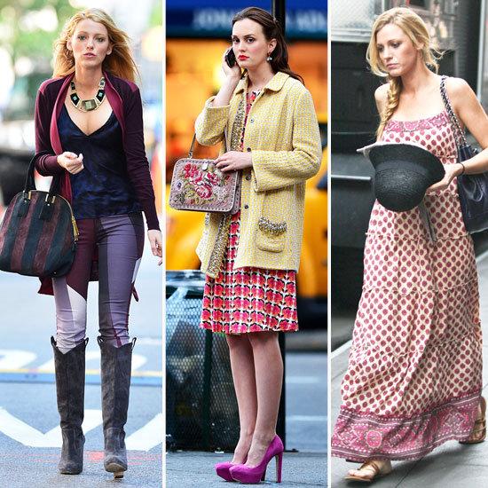 Gossip Girl Season 6 Fashion