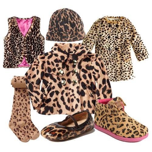 Animal Print Clothing For Girls