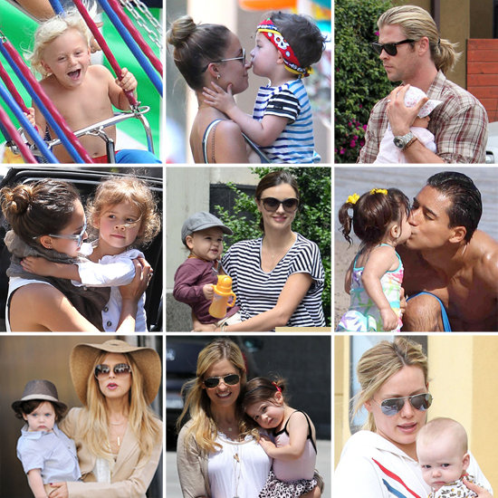 Summer Lovin'! 104 of the Cutest Celeb-Kid Pics of the Season