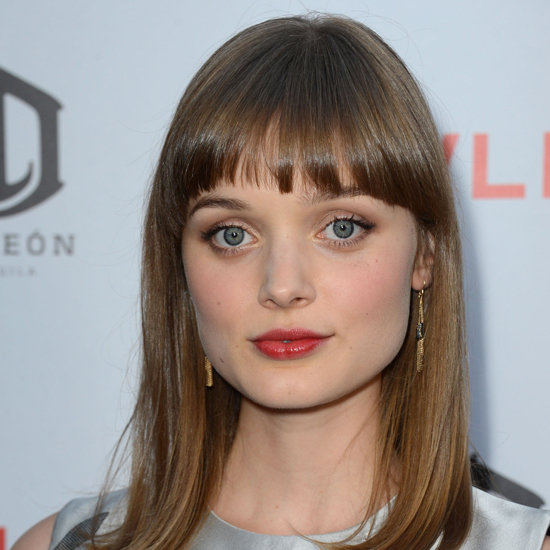 Makeup to Make Your Bangs Stand Out