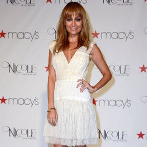 Nicole Richie Pictures Launching Nicole Fragrance at Macy's Store in California