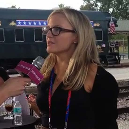 Rachael Harris Interview at RNC