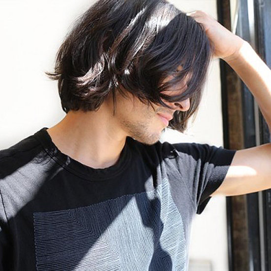 Olivier Theyskens Haircut Picture