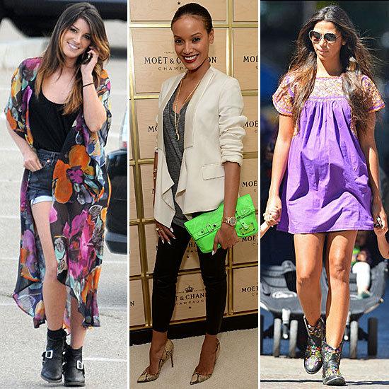 Celebrity Style Recap | Aug. 31, 2012