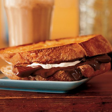 Michael Chiarello's Chocolate Panini