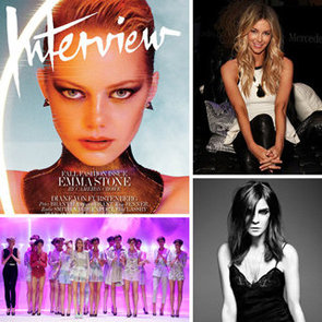 Sugar Shout Out: Carine Roitfeld For MAC, Emma Stone on Ryan Gosling, Jennifer Hawkins Interview & Whitney Port in Australia