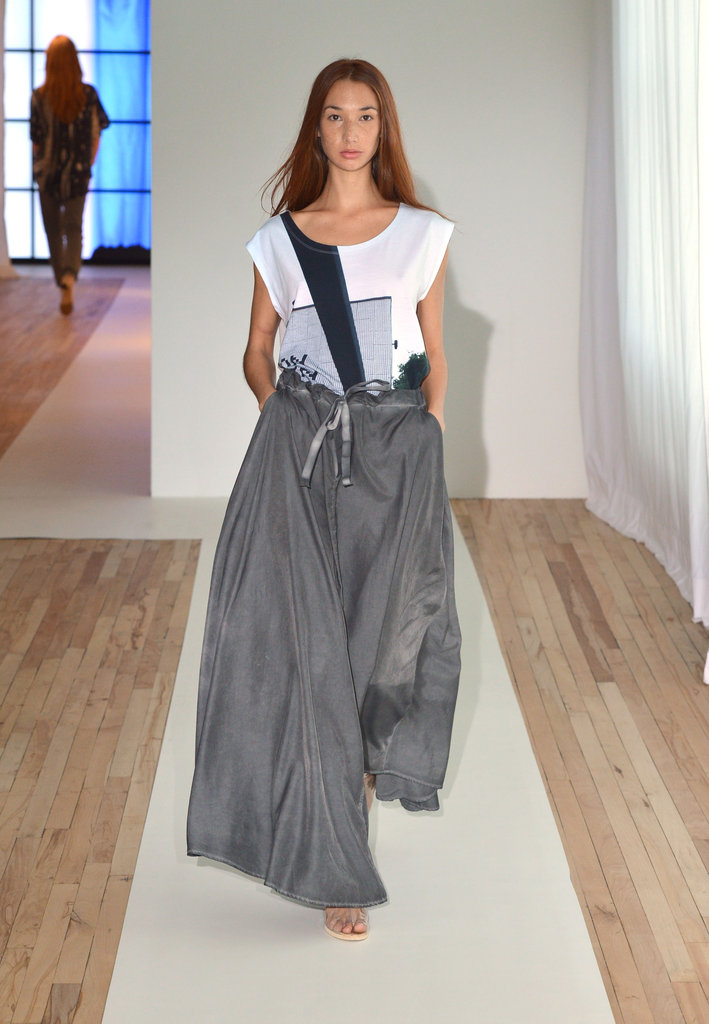Mm6 maison martin margiela spring 2013 runway popsugar for Fashion maison