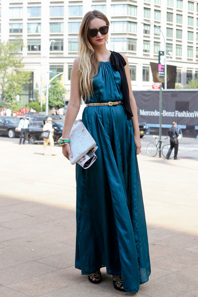 New York Fashion Week Spring 2013