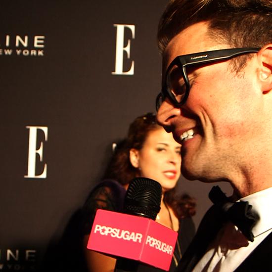 Brad Goreski Fashion Week Interview (Video)