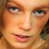 Rodarte Bronzed Makeup | Fall 2012