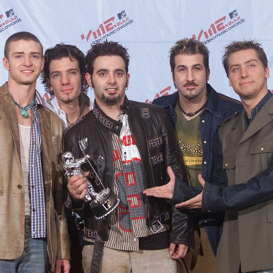 Boy Bands at the VMAs