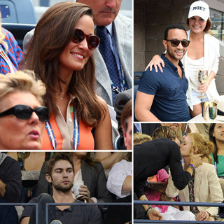 Celebrities At The US Open: Anna Wintour, Pippa Middleton, Nicole Kidman, Chace Crawford, Eva Longoria, Keith Urban & More