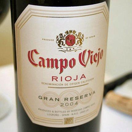 Campo Viejo Rioja Gran Reserva 2004