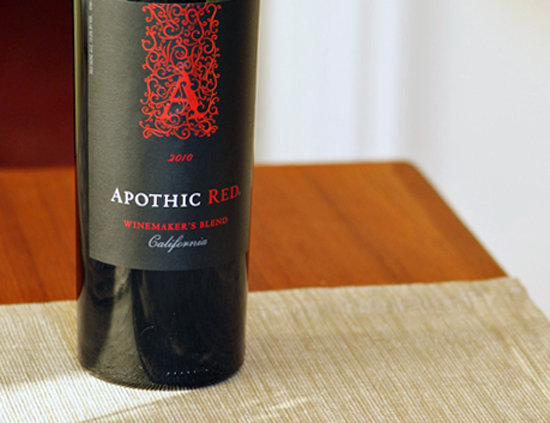 2010 Apothic Red Winemaker's Blend