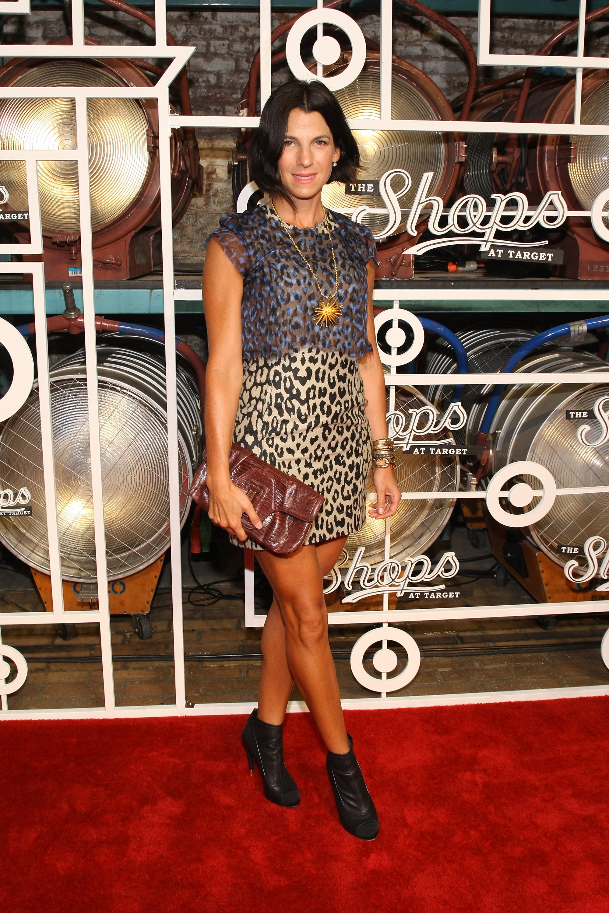 Jessica Seinfeld celebrated the Fall installment of the Shops at Target.
