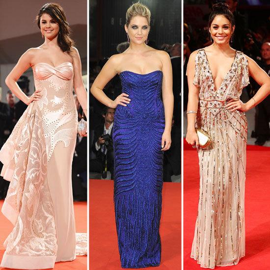 Celebrities at Venice Film Festival 2012